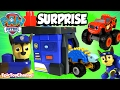 PAW PATROL Surprise Toys Magic Chase Ionix Jr + Blaze & Disney Cars Toys & a Paw Patrol Toy Video