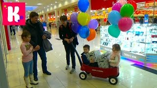 1.000.000 ПОДПИСЧИКОВ на Канале Miss Katy / Раздаём подарки детям