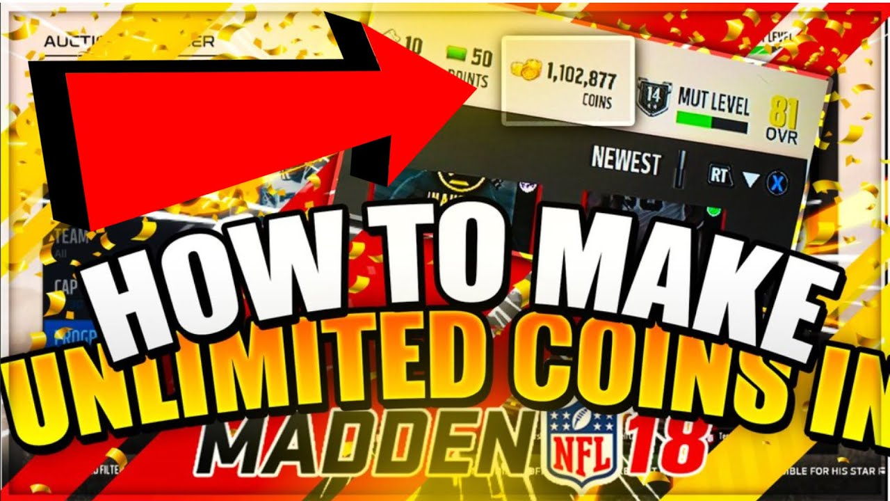 how to get free madden ultimate team coins easiest glitch for