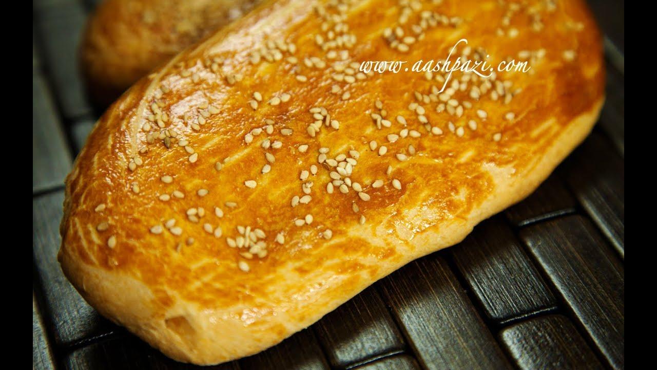 Shirmal Bread Recipe (Sheermal Bread) - YouTube