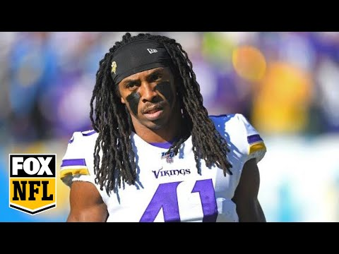 Anthony Harris on how Minnesota Vikings are addressing social injustices in the community | FOX NFL
