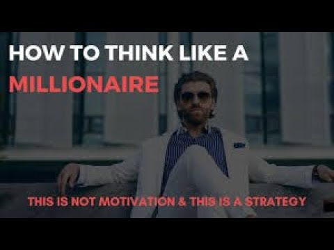 HOW TO HAVE THE MILLION DOLLAR MINDSET 💰💰