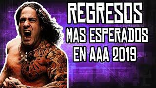 RegresosAAA #AAA2019 #luigirocker ▷Grupo de facebook (CawsManiacos)...