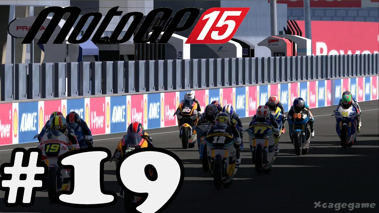 MotoGP 15 - Career Walkthrough Part 19 Malaysia GP Gameplay [HD ]