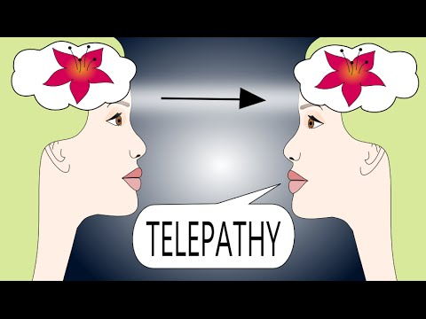 Telepathy – How to be a Telepath and Communicate with the Mind