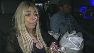 Wendy Williams Cries as She Discusses Family Life After Divorce