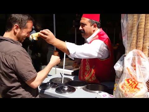 Dondurma - Spaß mit Türkischem Eis