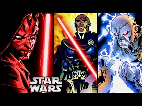 What If Darth Bane Trained Darth Maul? (Legends)