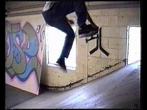 Inferno 2001 intro Skateboard