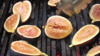 Food Wishes Recipes - Burrata Bruschetta with Grilled Figs Recipe - Burrata Cheese Bruschetta with Figs