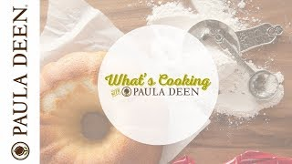 What's Cooking with Paula Deen - Pizza Breakfast Casserole