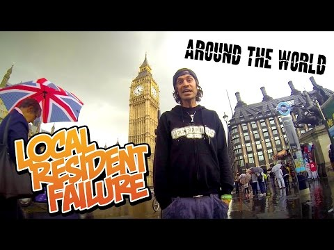 Local Resident Failure - Around the World [Official Video]