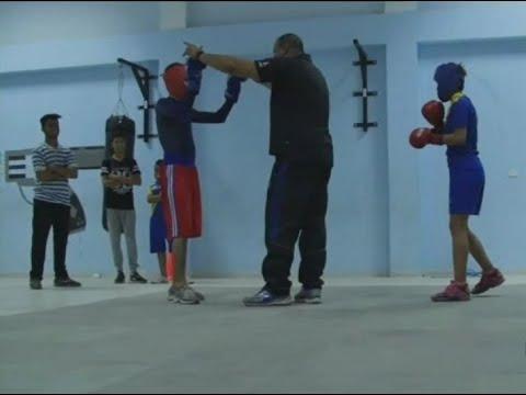 بطلة تونسية في الملاكمة تشجع بنات جنسها على دخول المجال  - 21:24-2018 / 5 / 15