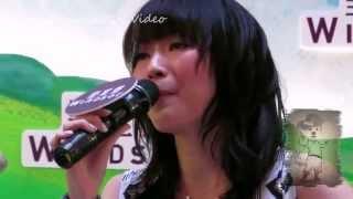 連詩雅 Shiga Lin - 只要和你在一起@皇室堡 x 醜比頭夏日精靈農莊音樂會 2014.07.26