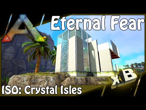 MODERN BASE BUILDING! :: ARK: Eternal Fear :: Ep 10