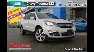 Wallace Chevrolet - Chevrolet Traverse Milton