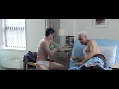 Gerontophilia Movie CLIP - Drinking on the Job (2014) - Adul