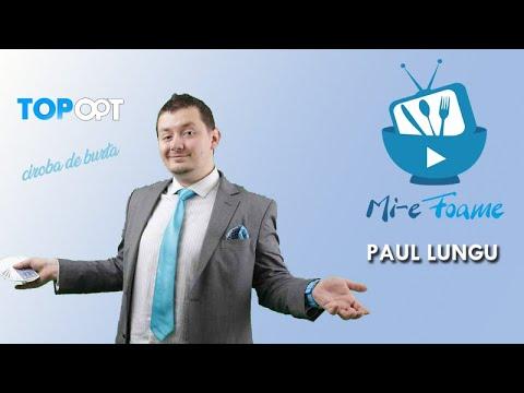 Top Opt- Paul Lungu- Mi-e Foame Ep. 16-Ciorba de burta. - 동영상