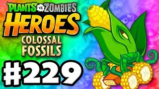 Cob Cannon Legendary! - Plants vs. Zombies: Heroes - Gameplay Walkthrough Part 229