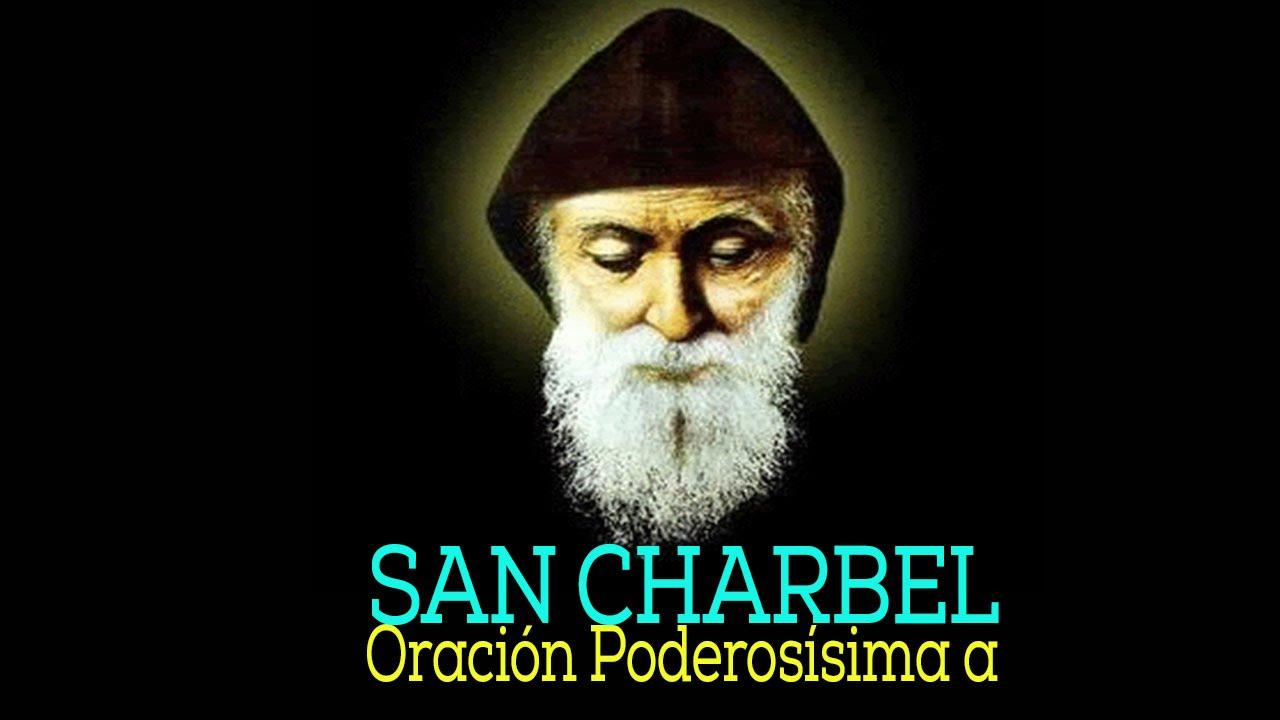 Poderosa Oración A San Charbel Para Casos Urgentes Dificiles E