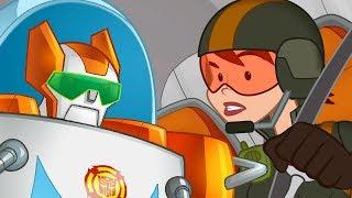 Çizgi Film Transformers Türkçe Rescue Bots 1/15. Çizgi Dizi izle. Animasyon Filmi
