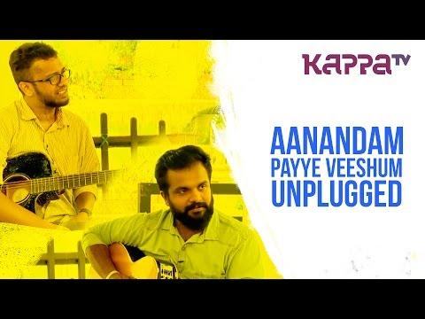 Payye Veeshum(Unplugged) - Aanandam - Sachin Warrier & Ashwin Gopakumar