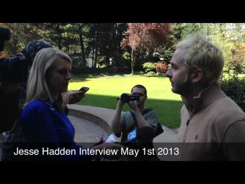 May Day 2013 Jesse Hadden Interview