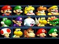 Mario Kart Double Dash All Characters mp3