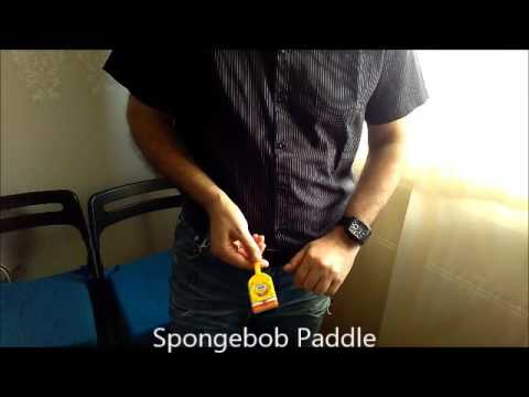 Spongebob Paddle - Strixmagic
