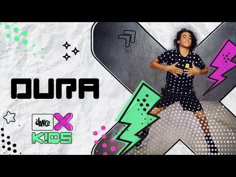 Dura - Daddy Yankee | FitDance Kids (Coreografía) Dance Video