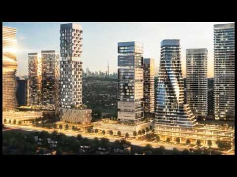 Newest Condo Development in Greater Toronto Area (Canada)