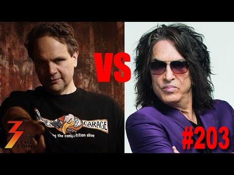 Ep. 203 Eddie Trunk vs. Paul Stanley It's Time For This To Stop
