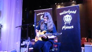 Freak Guitar (Mattias Eklund Clinic)