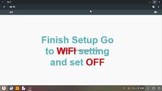 Phoenix os wifi adapter problem