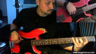 Altrove - Morgan - Bass Cover (Ita)