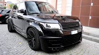 Range Rover Lumma Exhaust Sound in Test Drive and Review