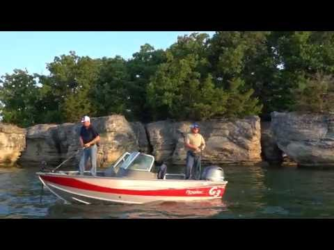 2017 G3 Boats Angler V17 SF Product Video