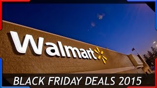 Walmart Black Friday Deals 2015