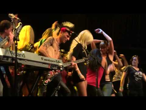MY DARKEST DAYS - PORN STAR DANCING - LIVE - RAMS HEAD BALTIMORE 10-5-12