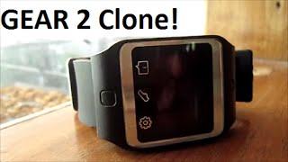 Galaxy GEAR 2 Clone!