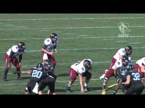 Highlights: Football vs. Ursinus