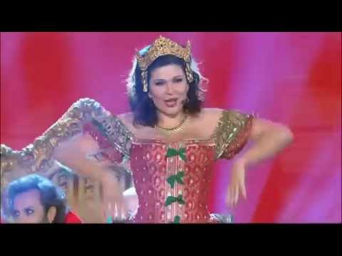 Army of Lovers - Crucified 2013 [Swedish Idol 2015]