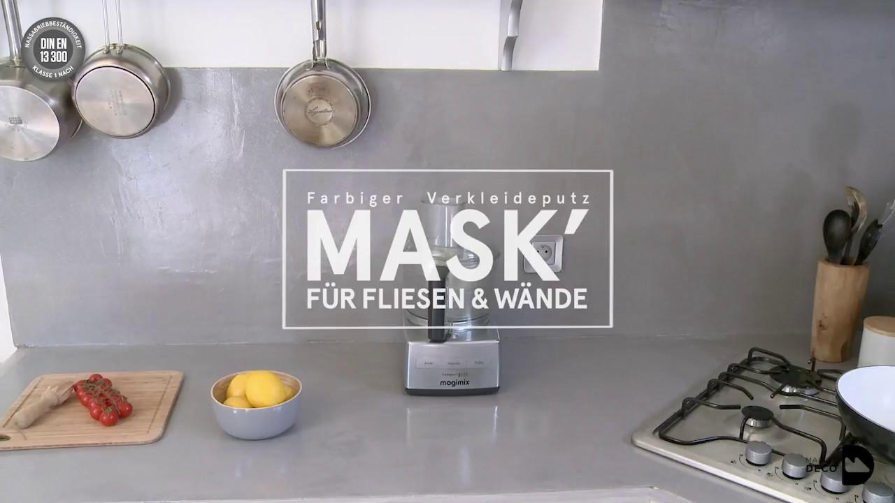 maison déco - mask' fliesen und wÄnde - youtube