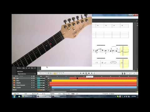 Guitar Pro 6 Fretlight Ready In Depth Look - Part 1 (Wired FG-400/500)