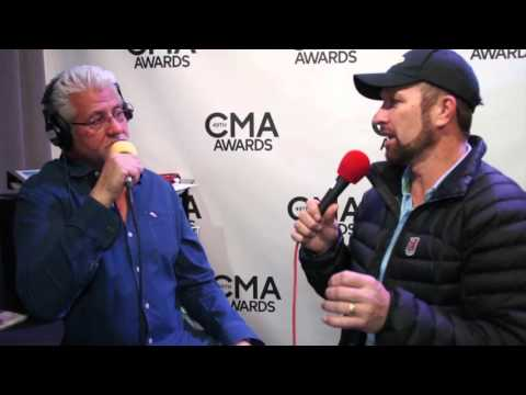 CMA Awards 2015: Craig Morgan Interview
