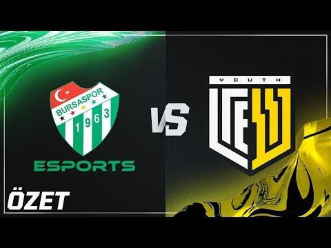 Bursaspor Esports ( BUR ) vs BeykentUni YouthCREW ( YC ) Maç Özeti | 2018 Yaz Mevsimi 6. Hafta