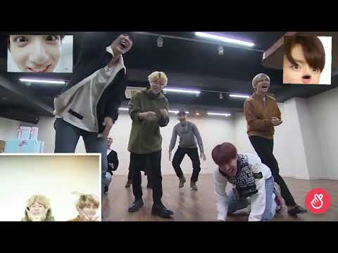 BTS J-Hope Laughing Moments (On The Floor) Eng Sub