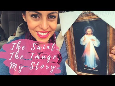 THE DIVINE MERCY IMAGE | A BEAUTIFUL Story 🌹