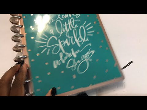 Dating Glam Girl Classic Planner For 2017