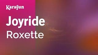 Karaoke Joyride - Roxette *